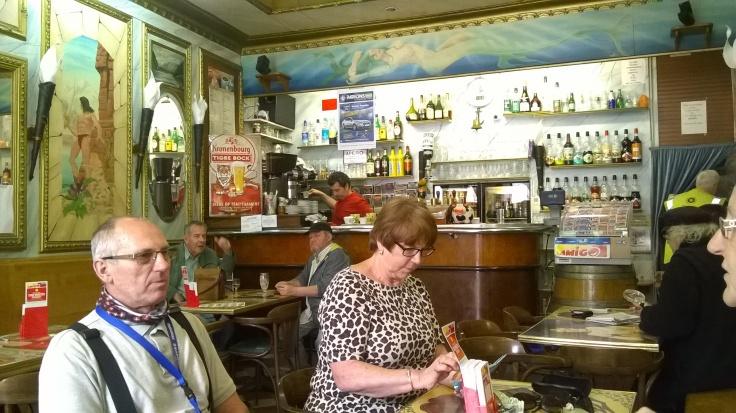 Cafe in Netune