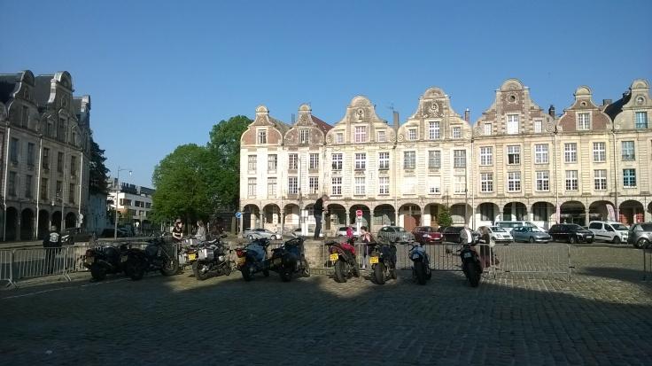 Square in Arrass