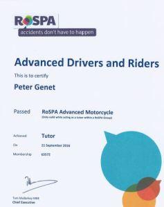 rospa-advanced-tutor-certificate