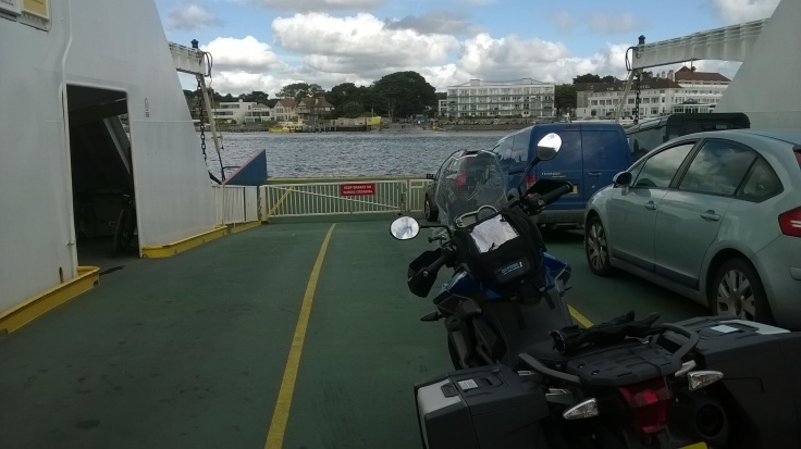 King Harry Ferry to Poole/Borenmouth