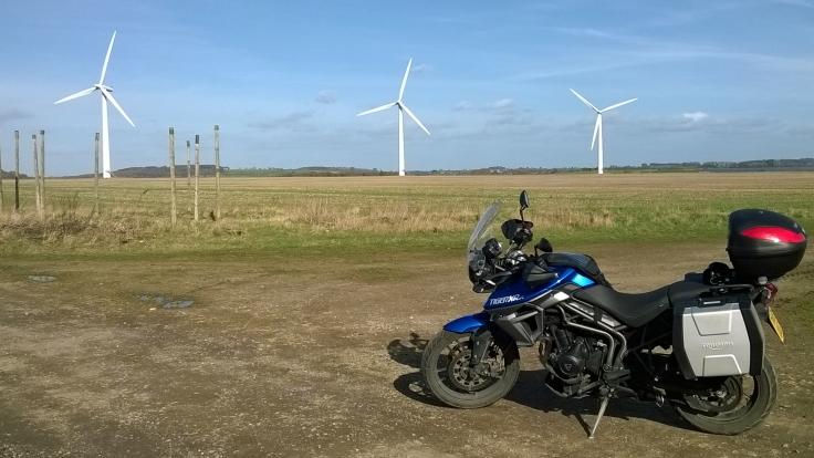 Westmill Wind Farm & Solar Park