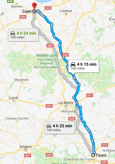 France & Belgium Day 4