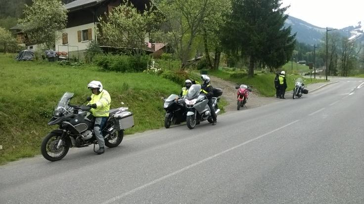 Alps trip